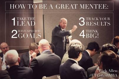 Tips from Speaker