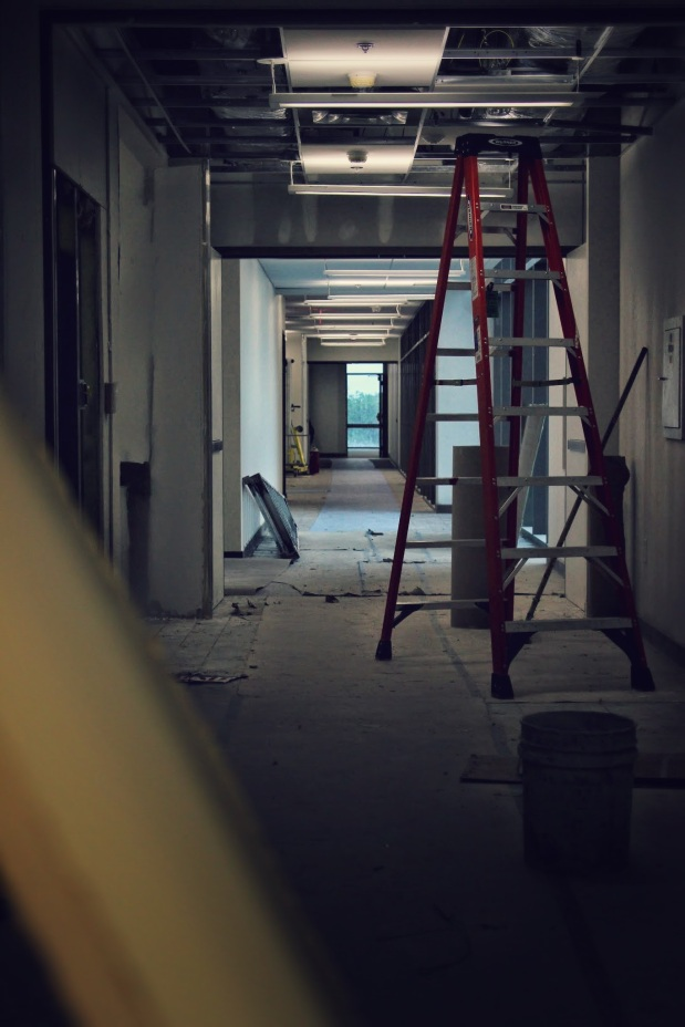 UT Dallas Construction