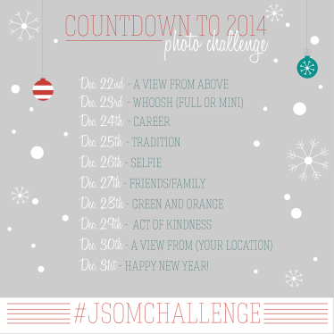 Instagram Holiday Challenge
