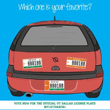 License Plate Design Contest Graphic
