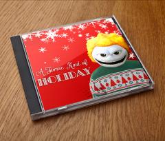 Fake Holiday Mascot CD