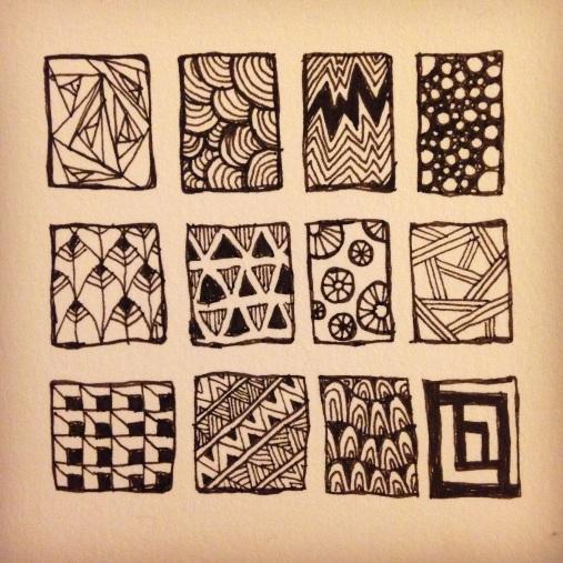 Zentangle Illustration