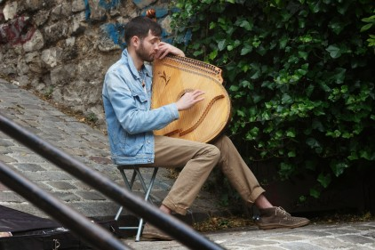 Parisian Musician