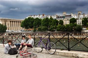 Parisian Teens